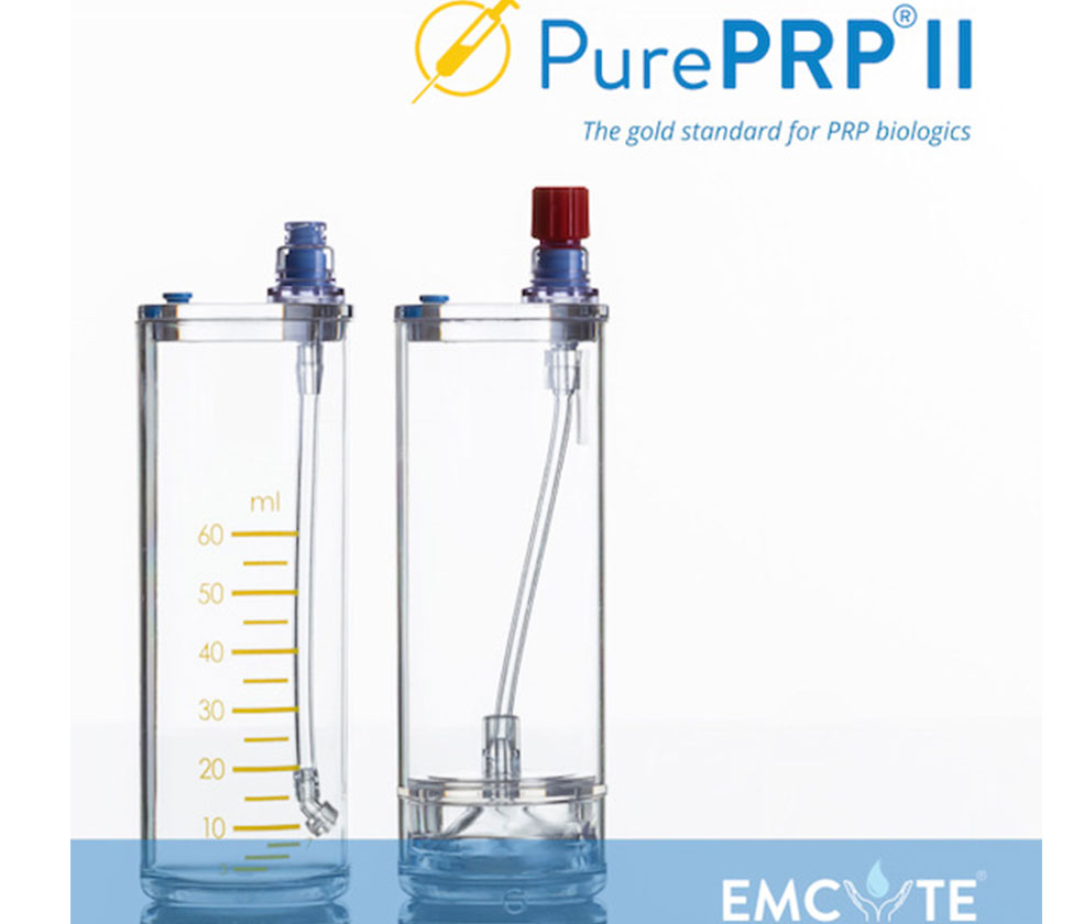 AB60 Pure - PurePRP The Gold standard for PRP Biologics